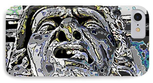 The Abscess IPhone Case by Tim Allen
