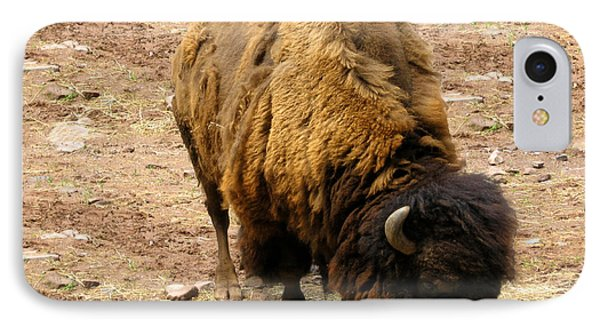 The American Buffalo Phone Case by Bill Cannon