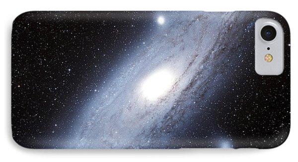 The Andromeda Galaxy Phone Case by Charles Shahar