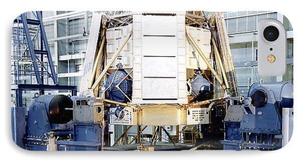 The Apollo Telescope Mount Undergoing Phone Case by Stocktrek Images