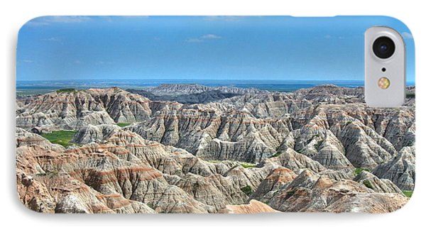 The Badlands IPhone Case by Anthony Wilkening