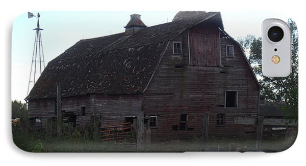 The Barn IIi IPhone Case by Bonfire Photography