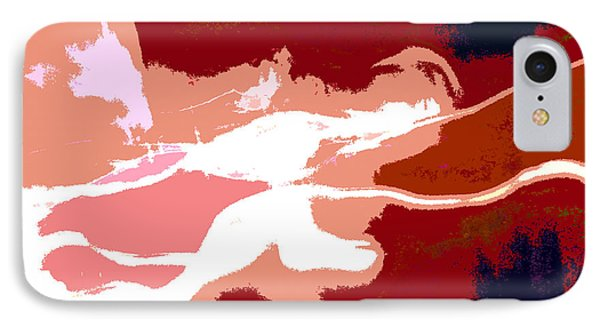 The Baseball Pitcher Phone Case by David Lee Thompson