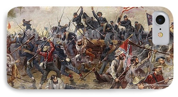 The Battle Of Spotsylvania IPhone Case