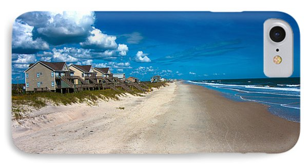 The Beach Is Yours Phone Case by Betsy Knapp