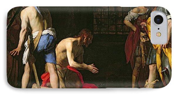 The Beheading Of John The Baptist IPhone Case