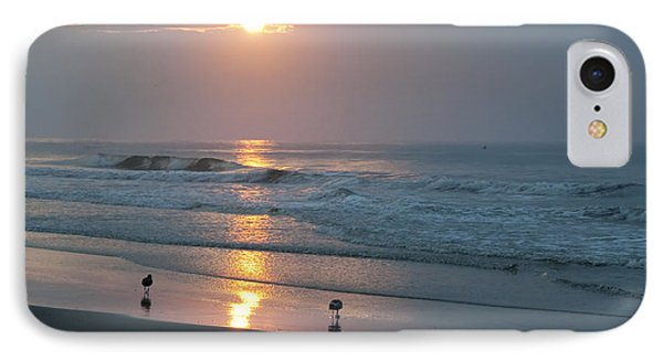 The Best Way To Start The Day IPhone Case by Bill Cannon