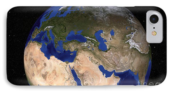 The Blue Marble Next Generation Earth Phone Case by Stocktrek Images