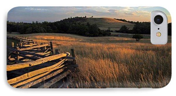 The Bluffs At Doughton Park Blue Ridge Parkway Phone Case by John Harmon