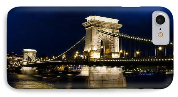 The Bridge Across Phone Case by Syed Aqueel