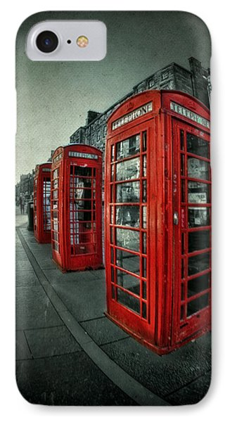 The Call Of Yesteryear Phone Case by Evelina Kremsdorf