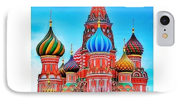 The Cathedral Of The Protection Of Most IPhone Case by Tommy Tjahjono