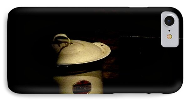 IPhone Case featuring the photograph The Chamber Pot by Newel Hunter