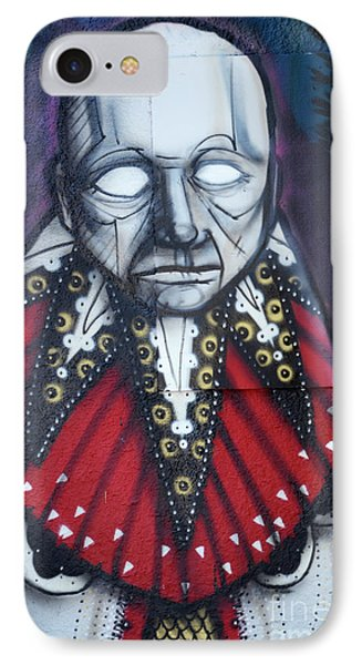 The Chief Phone Case by Bob Christopher