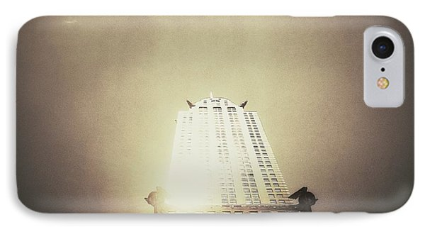 The Chrysler Building - New York City IPhone Case by Vivienne Gucwa