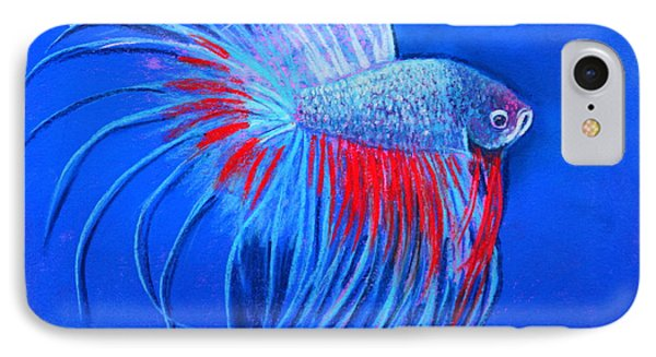 The Closeup IPhone Case by M Diane Bonaparte