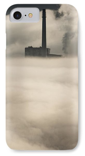 The Cloud Factory Phone Case by Andy Astbury