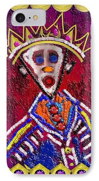 The Clown King IPhone Case