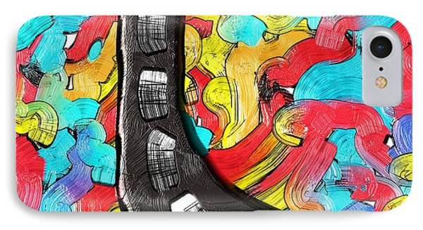 The Color Highway Phone Case by Alec Drake