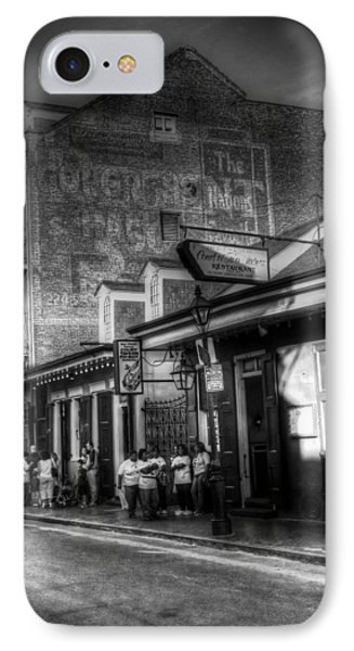 The Court Of Two Sisters Court Tavern IPhone Case
