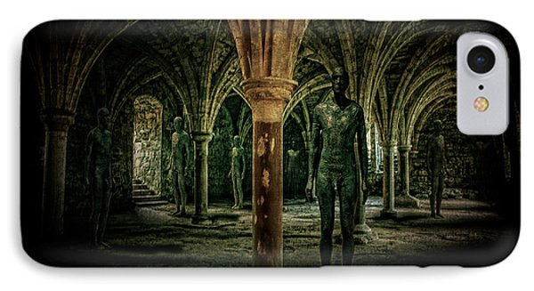 IPhone Case featuring the photograph The Crypt by Chris Lord