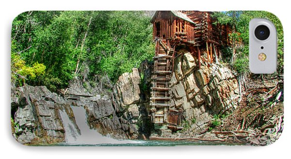 The Crystal Mill 1 Phone Case by Ken Smith
