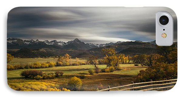 The Dallas Divide IPhone Case by Keith Kapple
