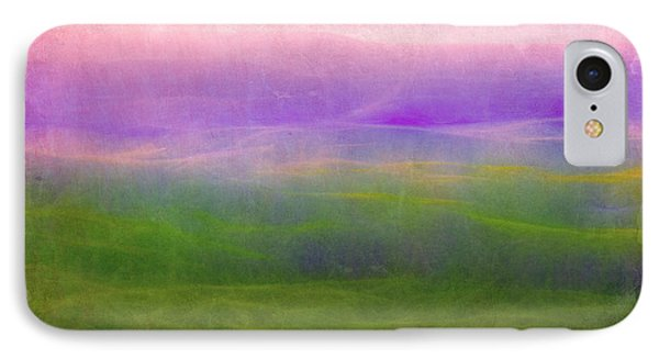 The Distant Hills Phone Case by Judi Bagwell
