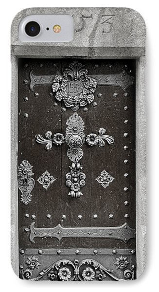 The Door - Ceske Budejovice IPhone Case