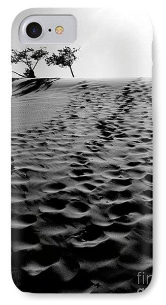 The Dunes At Dusk Phone Case by Tara Turner