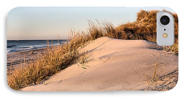 The Dunes Of Jones Beach Phone Case by JC Findley