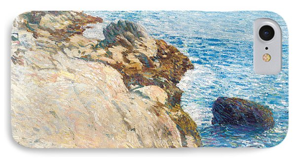 The East Headland Phone Case by Childe Hassam