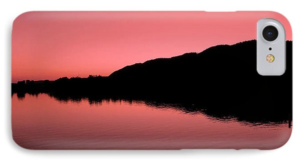 IPhone Case featuring the photograph The End Of The Day ... by Juergen Weiss
