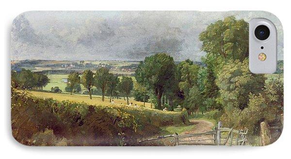 The Entrance To Fen Lane By Constable John Phone Case by John Constable