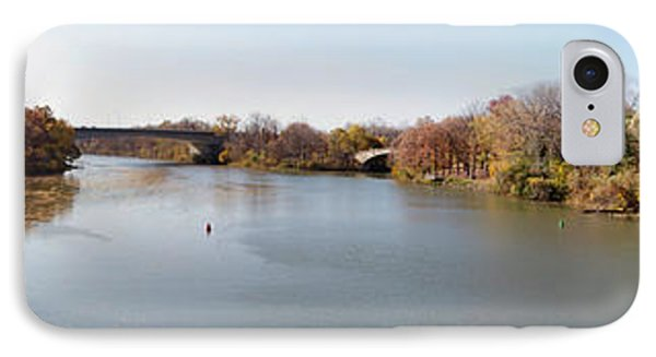 IPhone Case featuring the photograph The Erie Canal Crossing The Genesee River by William Norton