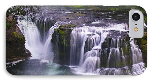 IPhone Case featuring the photograph The Falls by David Gleeson