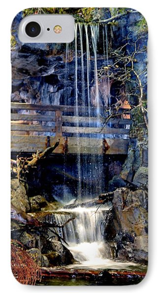 The Falls IPhone Case by Deena Stoddard