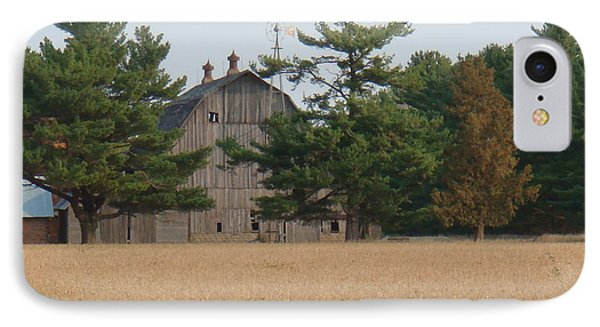 IPhone Case featuring the photograph The Farm by Bonfire Photography