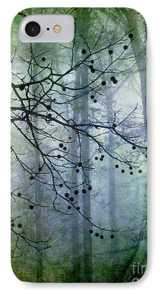 The Forest Cathedral Phone Case by Judi Bagwell