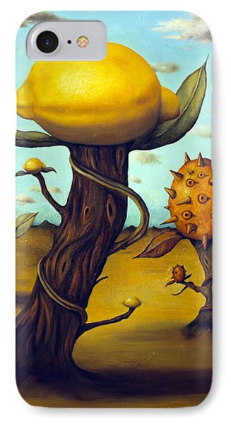 The Fruit Orchard Phone Case by Leah Saulnier The Painting Maniac