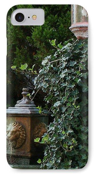 The Garden IPhone Case by Karen Harrison