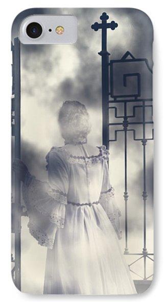 The Gate Phone Case by Joana Kruse