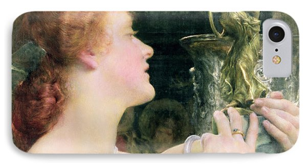 The Golden Hour Phone Case by Sir Lawrence Alma-Tadema