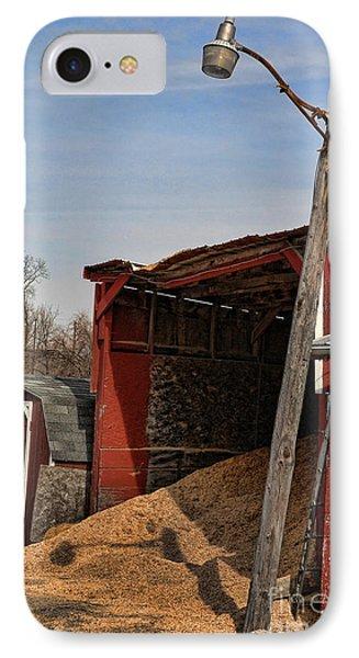 The Grain Barn Phone Case by Paul Ward
