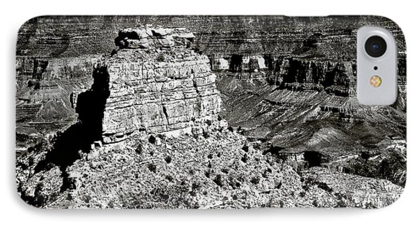The Grand Canyon Bw Phone Case by Bob and Nadine Johnston