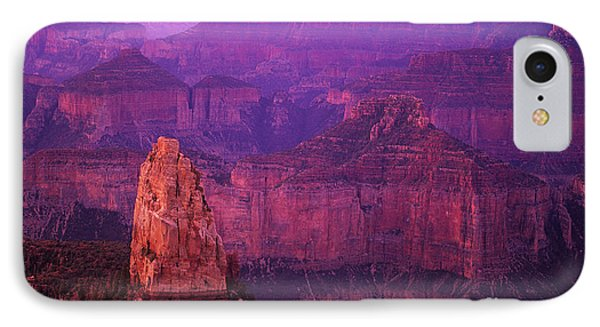 The Grand Canyon North Rim Phone Case by Bob Christopher
