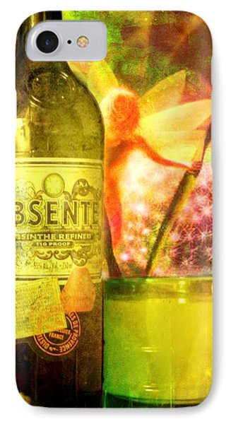 The Green Fairy IPhone Case
