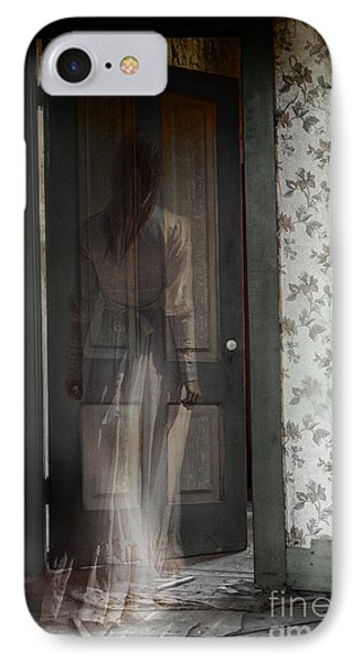 The Haunting Phone Case by Margie Hurwich