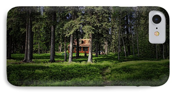 The Homestead IPhone Case