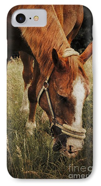 The Horse Phone Case by Angela Doelling AD DESIGN Photo and PhotoArt